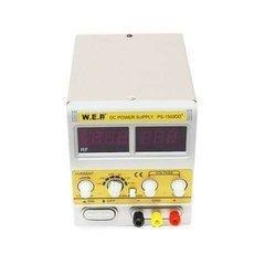 Источник питания W.E.P 1502DD+ 15V 2A