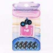 Защитное стекло камеры Lens Protection для Apple iPhone 11 Pro (золотистое)